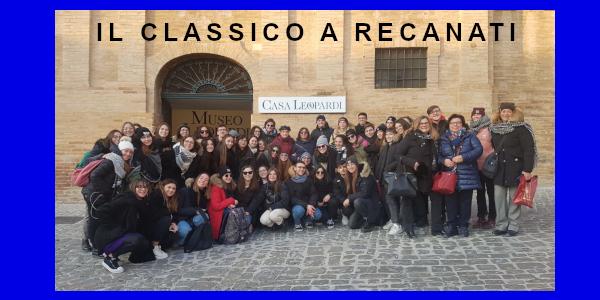 Liuceo Classico a Recanati