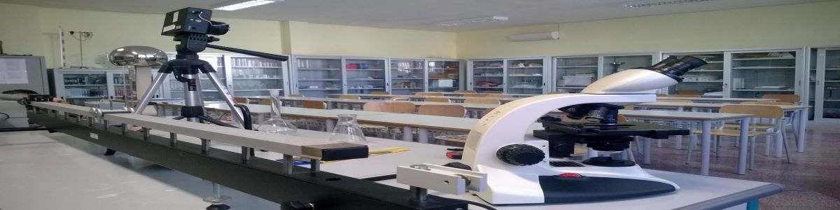 Foto Laboratorio scientifico L.S.